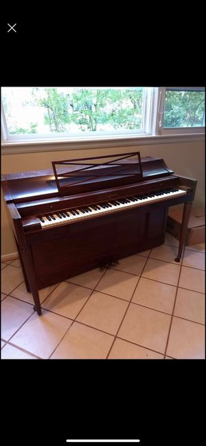 Piano Aerosonic with bench for Sale in Annandale, VA