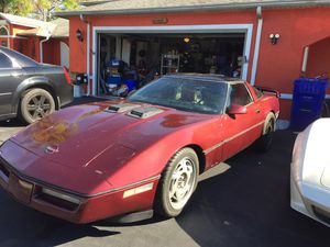 1986 chevy corvette for Sale in Palm Bay, FL