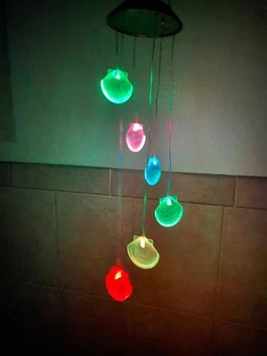 ☀️Solar Lights Wind Chimes☀️ - Different Styles Available for Sale in Ontario, CA
