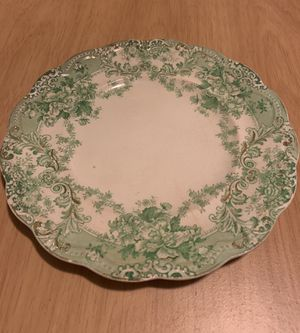 VINTAGE (Antique) FLORENTINE PLATE (1) for Sale in The Bronx, NY