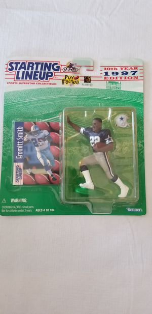 1997 STARTING LINEUP EMMITT SMITH for Sale in Fountain Valley, CA