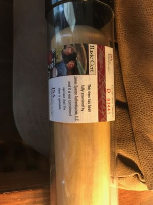 Pete Rose signed baseball bat for Sale in Fresno, CA