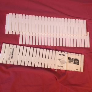 Plastic drawer dividers for Sale in San Jose, CA