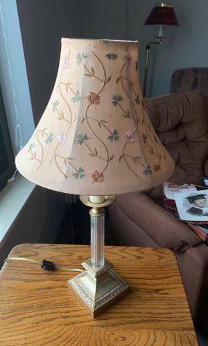 Nice lamp $8 OBO for Sale in Nashville, TN