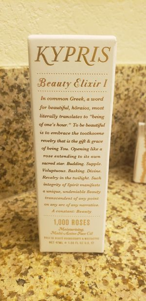 Kypris beauty elixir 1 for Sale in Gilbert, AZ