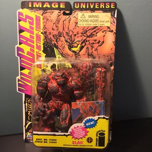W.I.L.D.C.A.T.S. Slag action figure for Sale in Clinton, MD