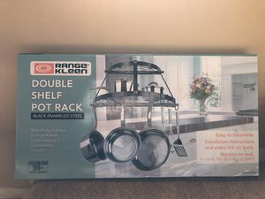 Pot rack for Sale in Sterling, VA