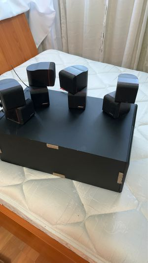 Bose speakers for Sale in Seattle, WA