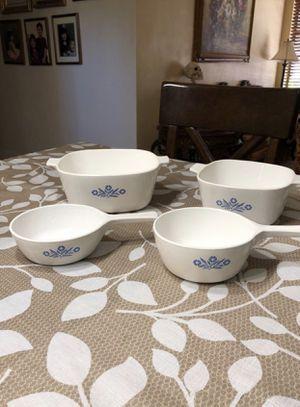 Vintage Corning Ware Blue Cornflower Set for Sale in Coral Gables, FL