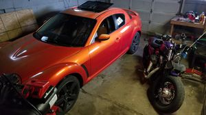 2004 Mazda rx8 6 spd for Sale in Canton, OH