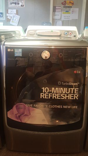 Front load washer and dryer sale for Sale in St. Louis, MO