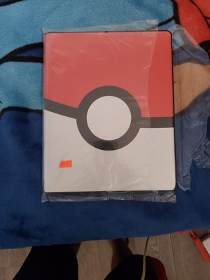 Pokemon binder for Sale in ROWLAND HGHTS, CA