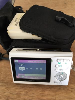 Sanyo VPC S1070 digital camera for Sale in El Paso, TX