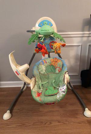 Fisher Price Cradle Swing for Sale in Marietta, GA