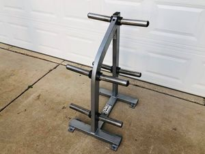 Weight Tree - Hammer Strength - Weight Rack - Gym Equipment - Work Out - Fitness for Sale in Downers Grove, IL