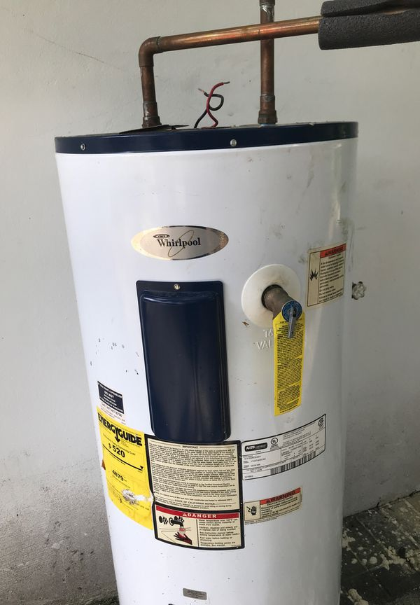 Water Heater 50 gallons
