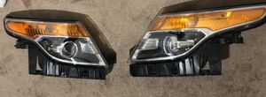 2011 - 2015 FORD EXPLORER FACTORY / OEM HALOGEN HEADLIGHTS LIKE NEW CONDITION for Sale in San Diego, CA