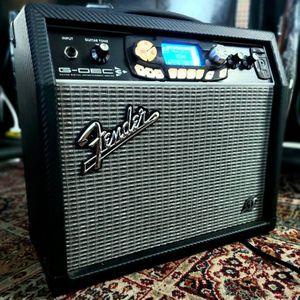 Fender Guitar Amp G Dec Fifteen !! Lilke New ! $100 Or Best Offer ! for Sale in Fort Lauderdale, FL