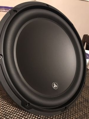 JL Audio 12W3v3 for Sale in Aurora, CO