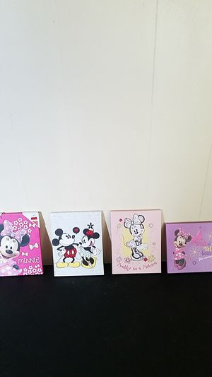 7×9 Disney Canvases for Sale in South Windsor, CT