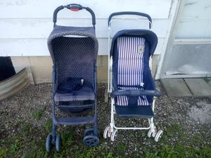 Strollers 15.00 each for Sale in Columbus, OH