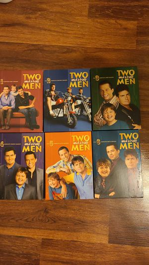 Two and a half men. Season 1 thru 6 for Sale in YPG, AZ