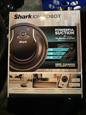 Shark ion robot vacuum brand new for Sale in Warrensburg, MO