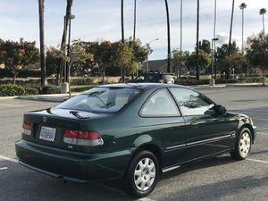 1999 HONDA CIVIC DX for Sale in Corona, CA
