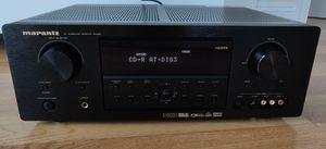 Marantz SR4001 Receiver + 2 Sonance Speakers for Sale in Brooklyn, NY