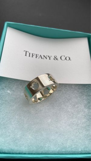 Tiffany & Co sterling silver ring for Sale in Las Vegas, NV