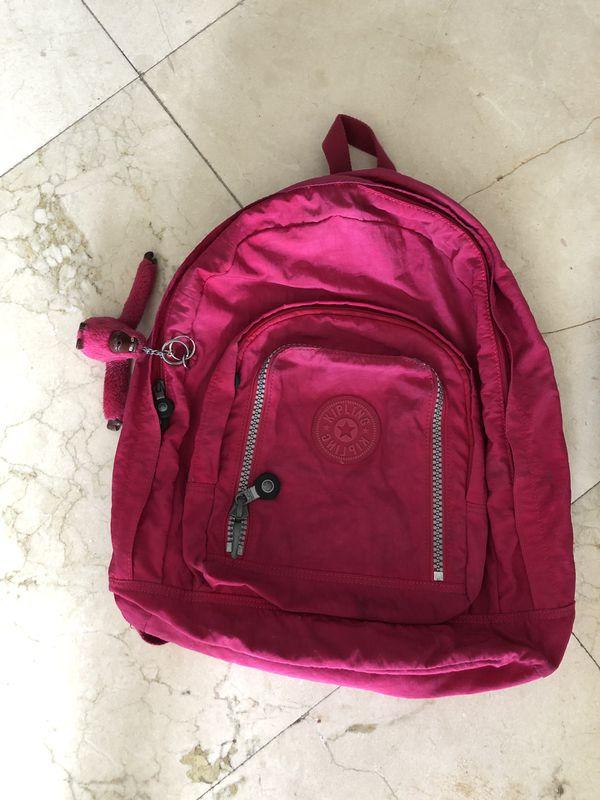 Kipling backpack. Regular price $120