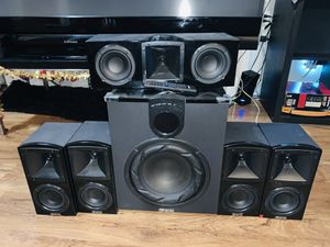 Kinetic KA-4260HDMI Home Theater Stereo Sound System for Sale in Los Angeles, CA