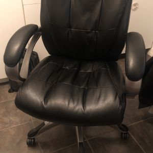 Office Chair With Extra Wheels for Sale in Marlborough, MA