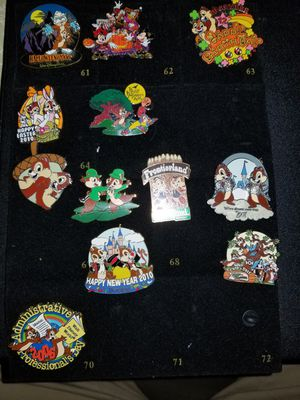 Chip and Dale Disney pins for Sale in Claymont, DE