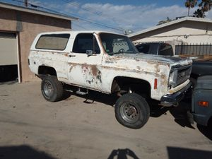 1974 Chevy K5 Full convertible for Sale in Las Vegas, NV