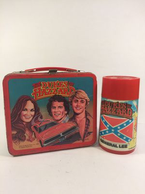 Dukes of Hazzard Lunchbox With Thermos for Sale in Indianapolis, IN