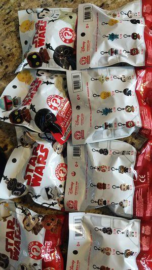 StarWars Plushies Mystery Mini 8 pack for Sale in Hampton, VA