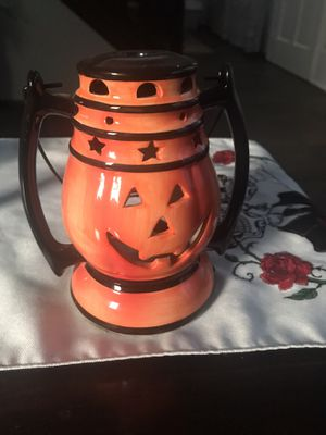 Halloween 🎃 Candle lantern for Sale in Grayslake, IL
