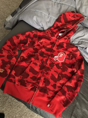 Bape hoodie size small for Sale in Spring, TX