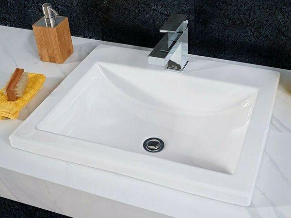 American Standard Studio Drop In Bathroom Sink