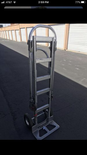Aluminum convertible hand truck for Sale in San Diego, CA
