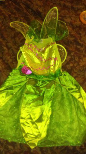 Costume tinker bell medium 8-10 for Sale in Escondido, CA