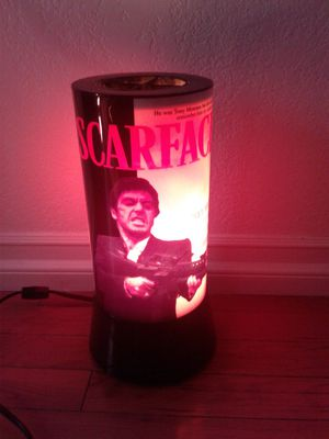 Scarface lamp for Sale in Pasadena, CA