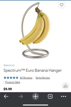 Spectrum Euro Banana Hanger for Sale in Berlin, CT