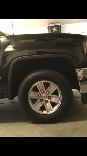 GMC stock wheels for Sale in Berenda, CA