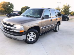 2005 CHEVY TAHOE TITULO LIMPIO for Sale in Grand Prairie, TX