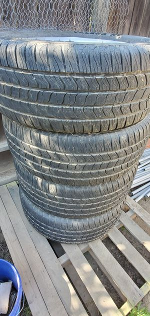 20 in tires for $100 for Sale in Kingsburg, CA