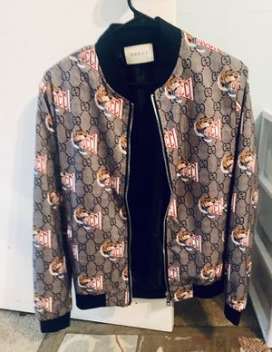 Gucci jacket brand new for Sale in Conroe, TX