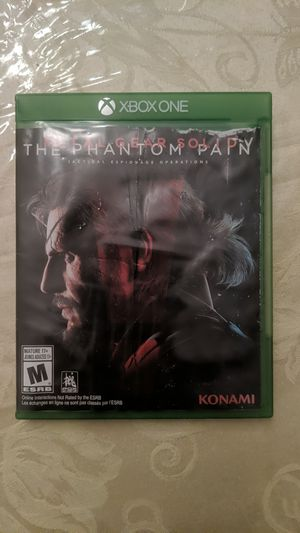 Metal Gear Solid: The Phantom Pain for Sale in Temecula, CA