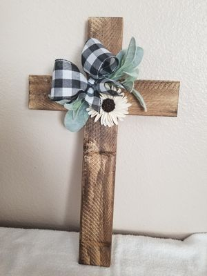 Farmhouse Style Cross for Sale in Beaumont, CA